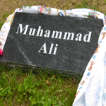Muhammad Alis Grave in Cave Hill Cemetery in Louisville Kentucky July 14 2016 1